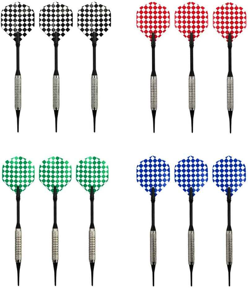 dardos multicolor best sport coventry diana electronica dardos punta plastico
